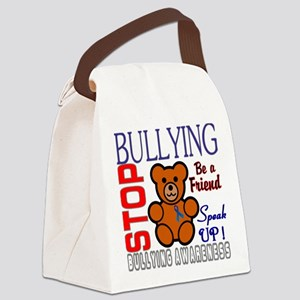 Bullying Awareness Canvas Lunch Bag