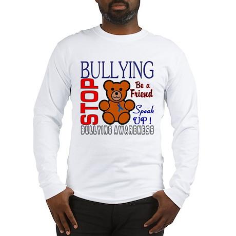 Bullying Awareness Long Sleeve T-Shirt