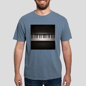 Piano Mens Comfort Colors Shirt