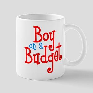 Boy on a Budget Mug