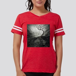 Dark Tree Womens Football Shirt