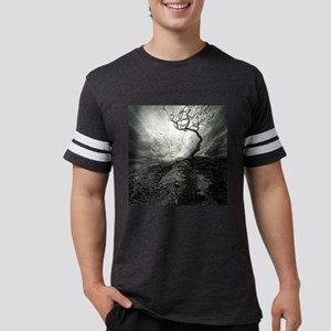 Dark Tree Mens Football Shirt