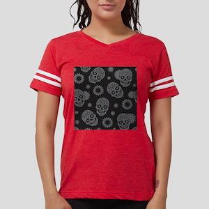 Sugar Skulls Womens Football Shirt