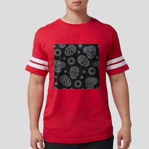 Sugar Skulls Mens Football Shirt