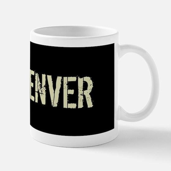 Black Flag: Denver Mug