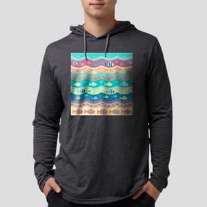 Under the Sea Mens Hooded Shirt