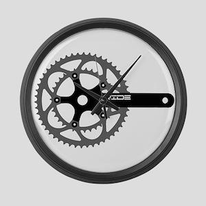 ride Large Wall Clock