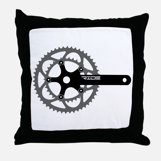 ride.png Throw Pillow