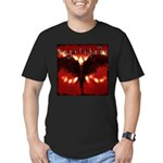 reverb store.jpg Men's Fitted T-Shirt (dark)