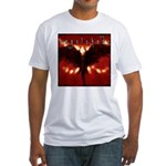 reverb store.jpg Fitted T-Shirt