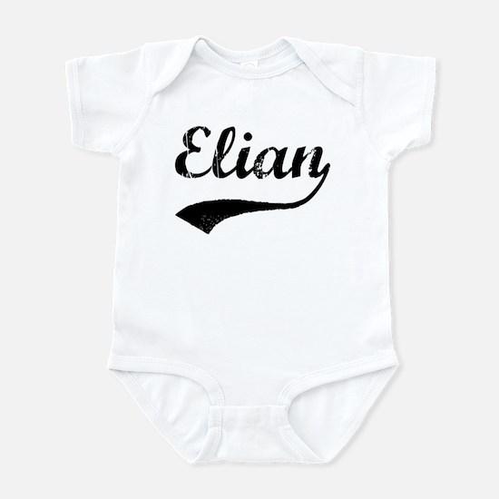 Vintage: Elian Infant Bodysuit