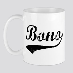 Vintage: Bono Mug