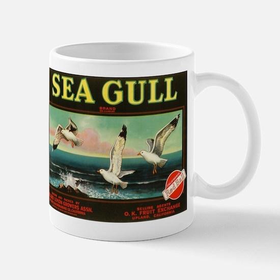 Sea Gulls Mugs
