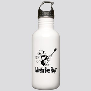 monster bass player Stainless Water Bottle 1.0L