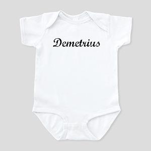 Vintage: Demetrius Infant Bodysuit