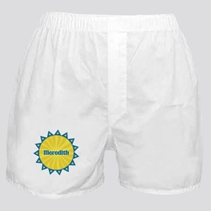 Meredith Sunburst Boxer Shorts
