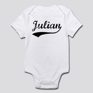 Vintage: Julian Infant Bodysuit