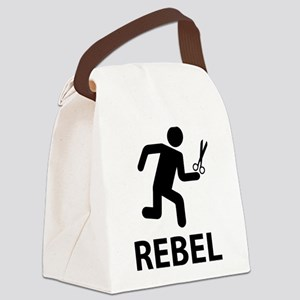 REBEL Canvas Lunch Bag
