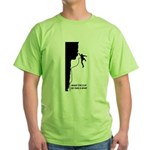 Clip or Whip Green T-Shirt