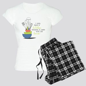 A Kitchen Women's Light Pajamas