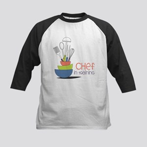 Chef in Training Kids Baseball Jersey