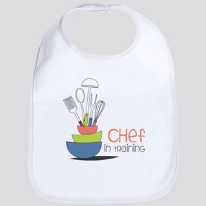 Chef in Training Bib