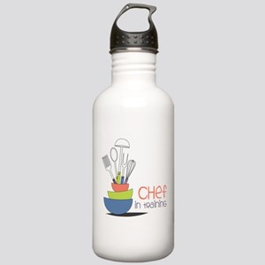 Chef in Training Stainless Water Bottle 1.0L