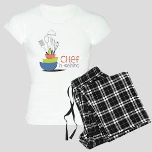 Chef in Training Women's Light Pajamas