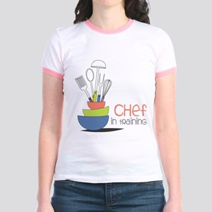 Chef in Training Jr. Ringer T-Shirt