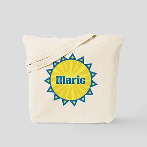 Marie Sunburst Tote Bag