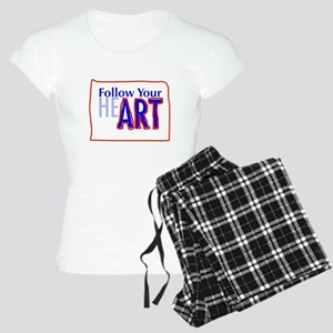 Follow Your Art Women's Light Pajamas