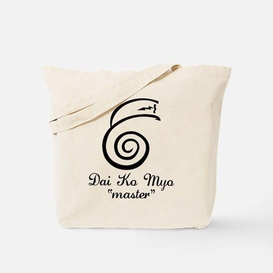 Dai Ko Myo Master Tote Bag