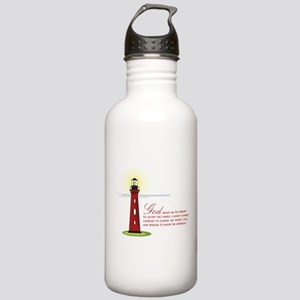 Grant Me Serenity Stainless Water Bottle 1.0L