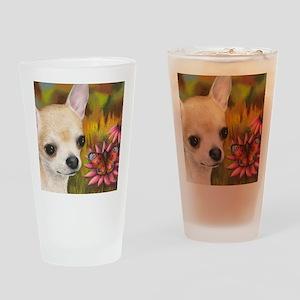 dog 85 Drinking Glass