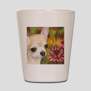 dog 85 Shot Glass