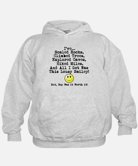Lousy Smiley Hoodie
