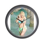 Heidi Rae Pictures Wall Clock