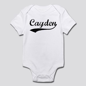 Vintage: Cayden Infant Bodysuit