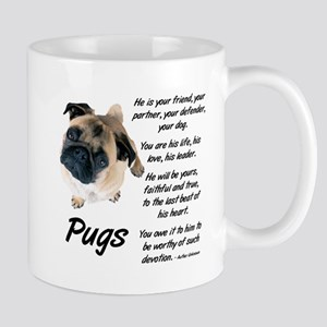 Pug Your Friend Mug