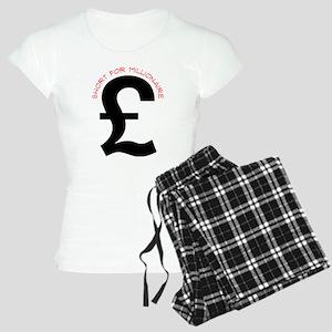 Short For Millionaire Women's Light Pajamas