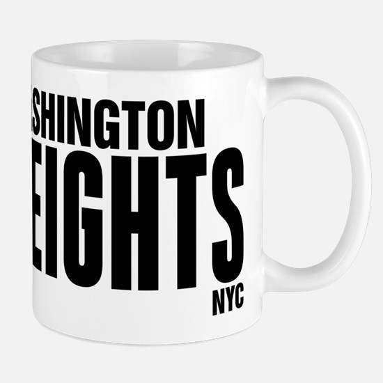 Washington Heights NYC Mug