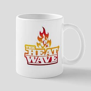 logo the heatwave Mug