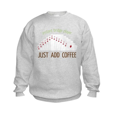 Instant Bridge Player Kids Sweatshirt