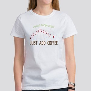 Instant Bridge Player Women's T-Shirt