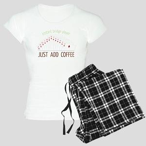 Instant Bridge Player Women's Light Pajamas