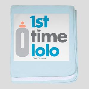 LoloLola.com baby blanket