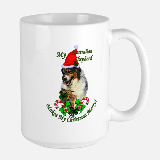 Australian Shepherd Chris Mug