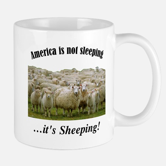 ....Sheeple! Mug