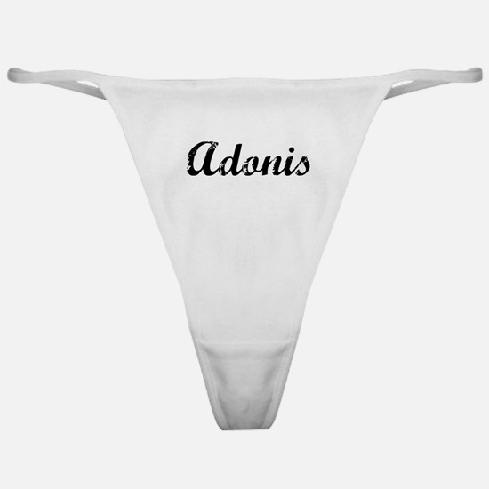 Vintage: Adonis Classic Thong