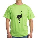 Ostrich Green T-Shirt
